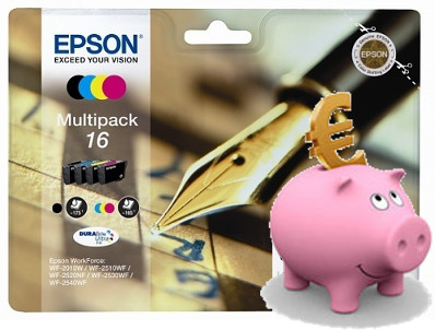 Pack Epson T1636