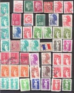 Impression de timbres en ligne
